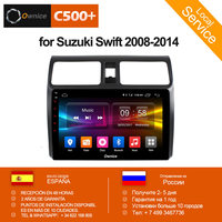 Ownice C500 + G10 Octa core Android 8,1 автомобилей Радио gps DVD плеер для suzuki swift 2008 2014 4G sim карты Carplay DAB + 32G ROM