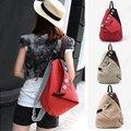 Girls Vintage Canvas Backpack Back Pack Rucksack Womens School Shoulder Bag Shopper Bookbag 02LB 4OEJ