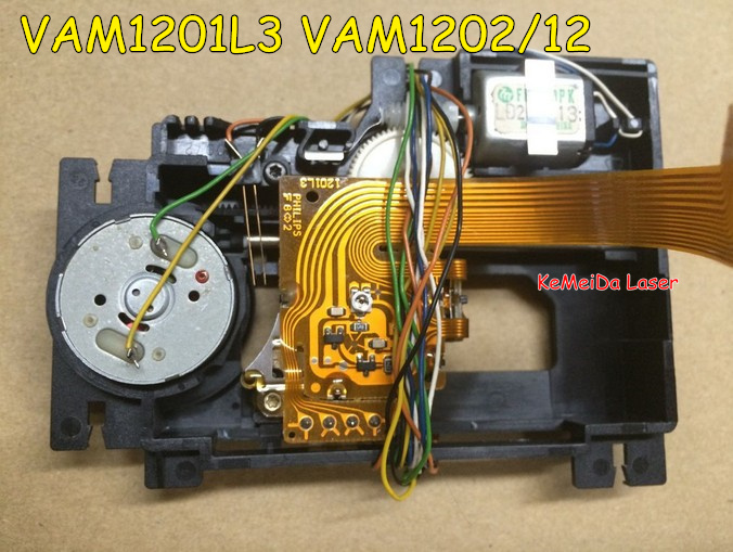 VAM1201L3 VAM1202/12 VAM1201 VAM1202 capteurs optiques Bloc Optique CDM12.1 CDM12.2 lentille Laser Lasereinheit