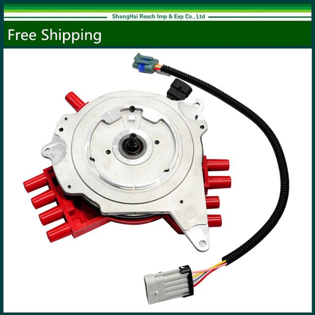 Ignition Optispark LT1 Distributor for Chevrolet Corvette Camaro Z28 1992-1994 OE# 10457702,1103947, 1921229, 10457702, 841832