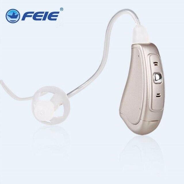 купить Cheap Behind the Ear Digital Hearing Aid With Hi Tech Sound Amplifier Better Hear Clear Sound MY-18S China Electronic Shop по цене 11376.66 рублей