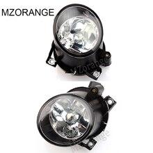 цена на MZORANGE Fog Lamp For Volkswagen POLO 9N/MK4 2001 2002 2003 2004 2005 Car Fog Lights Assembly Halogen H3 12V 55W Driving