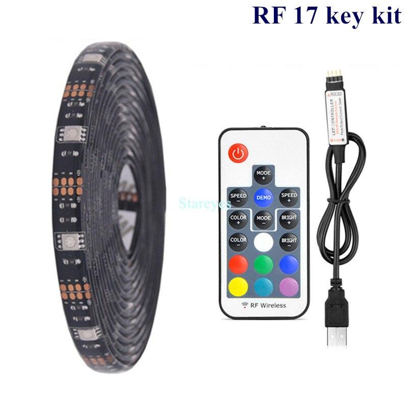 Black PCB RF 17 Key