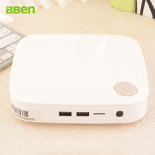4gb 500gb HDD white color in-tel j1900 quad core cpu computer tv pc mini pc stick