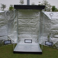 Hydroponics Grow Room Indoor Plant Grow Tent Garden Greenhouses Plant Root Container Grow Bag Universal Planting Garden Supplies