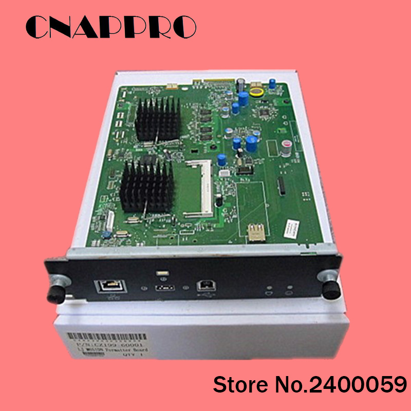 1PCS/lot CZ199-60001 CZ19960001 Printer Formatter Main Mother Main Board For Hp Laser Jet LJ M651 M 651 Genuine