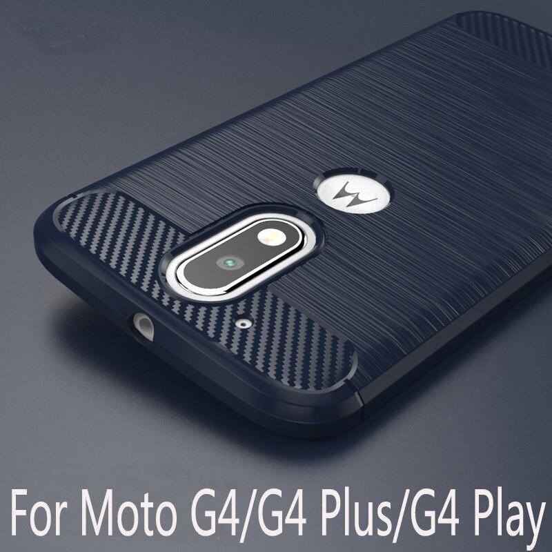 TPU Case For Motoral Moto G4 Plus