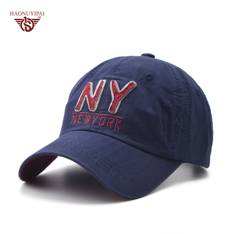 Hot Baseball Cap Women Snapback Men Caps For Male Brand NY Outdoor Sports Bone Gorras Visor Cotton Casquette Hats  CA-C4602 hot 2017 ny hats new fashion unisex new york baseball cap gorras sports outdoor brand ny snapback hat hip hop caps for men women