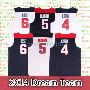 5c51fca4ee7d stephen curry jersey usa KD CURRY Authentic dream team jersey 2013 2014 ...