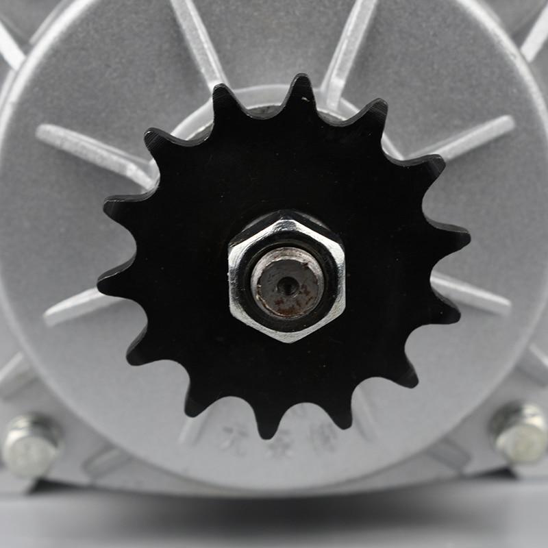 48 V 60 V DC 500 Watt Elektrische Dreirad Bürstenlosen Gleichstromgetriebemotor 2800 RPM E Dreirad Zubehör BM1418ZXF für Dreirad Motorrad - 5