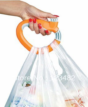 One Trip Grip Bag Holder Easy Carrier Handle Useful Grocery Shopping Bag /FREE SHIPPING