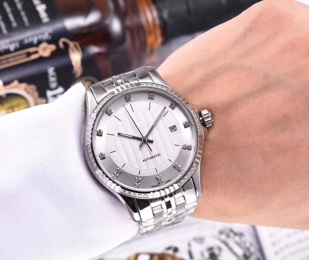 Mens Watches Top Brand Runway Luxury European Design Automatic Mechanical Watch S0767 цена и фото