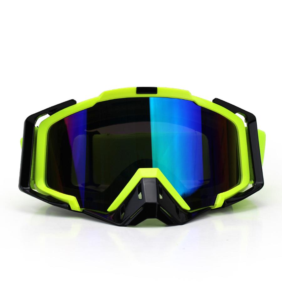 Prix pour 100% modèle moto lunettes masque motocross MX casque lunettes coupe-vent off road moto casques cross lunettes