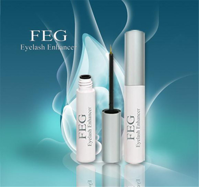 2015.0701 newest date with hologram- FEG eyelash enhancer serum for FEG growth eyelashes in 7 days, 100% Original,free shipping