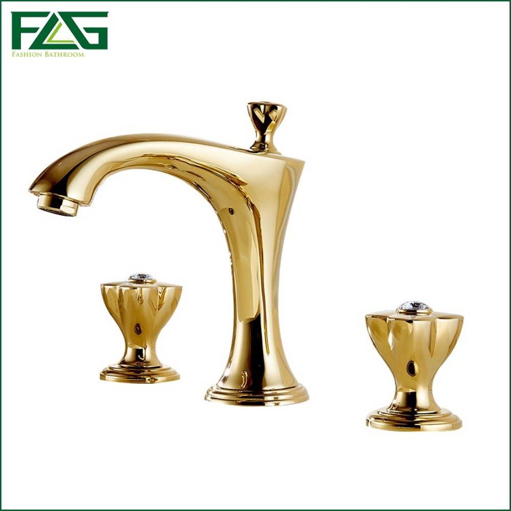 popular crystal bathroom faucets buy cheap crystal. Black Bedroom Furniture Sets. Home Design Ideas