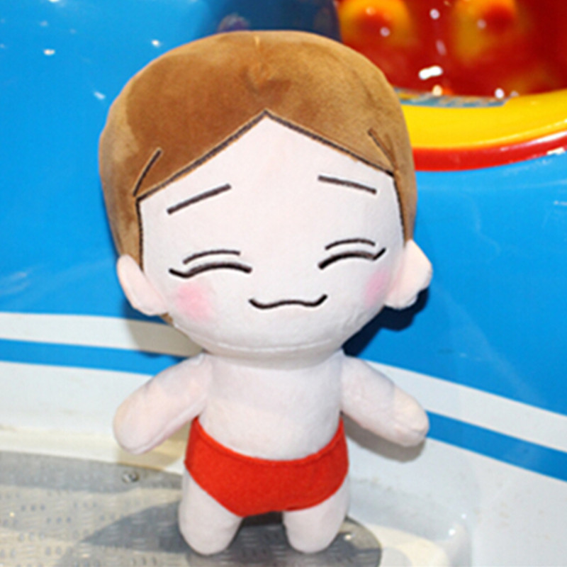 9 Korea Group Kpop EXO XOXO Planet BaekHyun DO KAI Chen Plush Toy Stuffed Doll Fans Gift Collection tvxq why keep your head down japanese version release date 2011 03 30 korea kpop