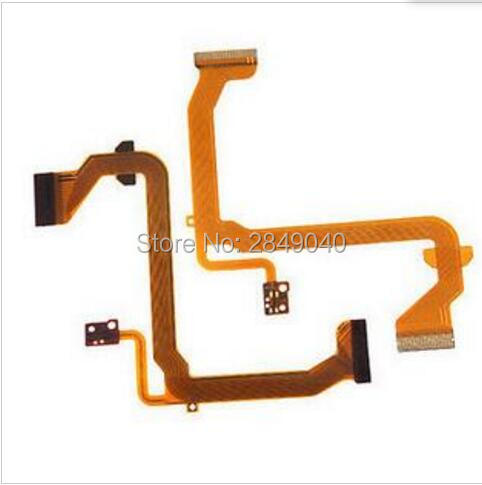 LCD Flex Cable For PANASONIC NV-GS31 NV-GS25 NV-GS28 NV-GS35 NV-GS38 NV-GS6 NV-GS17 NV-GS19 NV-GS20 NV-GS21
