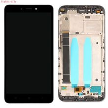 For Xiaomi Mi A1 / mi 5x mia1 Lcd Screen Display WIth Touch Glass Digitizer Frame Assembly Replacement Full parts MDG2