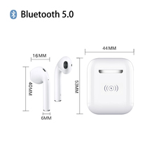 Bluetooth 5.0 Wireless Headset X-Max Earbuds Twins Earphone With Charging box Earphones Earbud For Samsung Smart Ear Aid awei t3 twins wireless earbuds earphone bt5 0 with charging box 18jun18 drop ship f