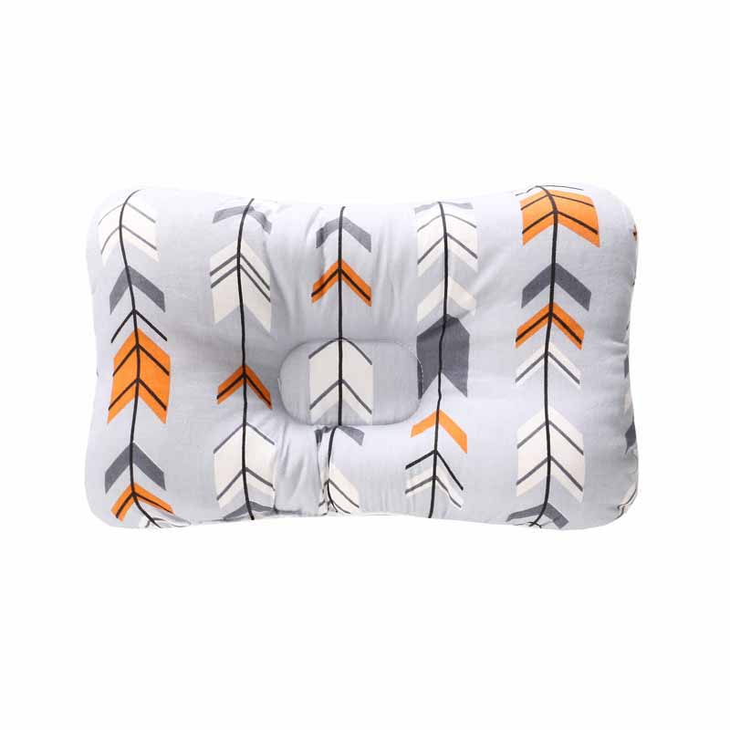 Подушка для младенца, подушка для защиты головы, детское постельное белье, Младенческая подушка для кормления малыша, позиционер для сна против скатывания - Цвет: Синий