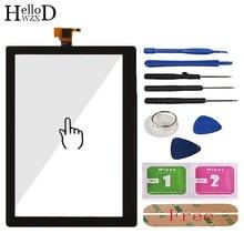 Cảm ứng Glass Screen Digitizer Panel Front Glass Cảm Biến Cho Lenovo Tab 2 TB2 X30F TB2 X30L A10 30 Tab2 X30M A6500 YT3 X30 X30F