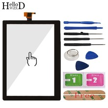 Touch Glass Screen Digitizer Panel Front Glass Sensor For Lenovo Tab 2 TB2 X30F TB2 X30L A10 30 Tab2 X30M A6500 YT3 X30 X30F