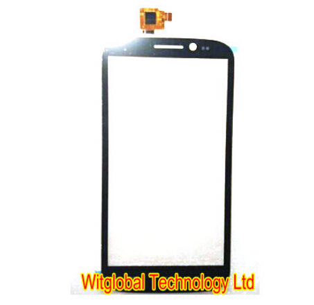 Black New For 5.3 DNS S5301 S5301Q touch screen Touch panel Digitizer Glass Sensor Replacement Free Shipping witblue new touch screen for 9 7 archos 97 carbon tablet touch panel digitizer glass sensor replacement free shipping