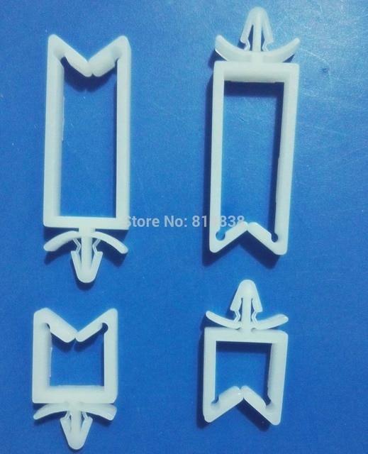 Aliexpress.com : Buy CHP 2 White Plastic Nylon Wire Mount Cable ...