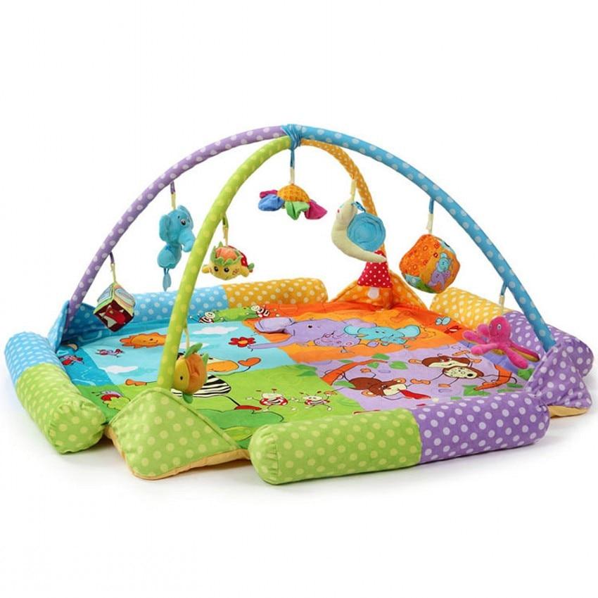 Dessin animé Prince garçon bébé enfants jouer tapis jouet intérieur enfants activité Gym jouer couverture ramper Pad haute qualité