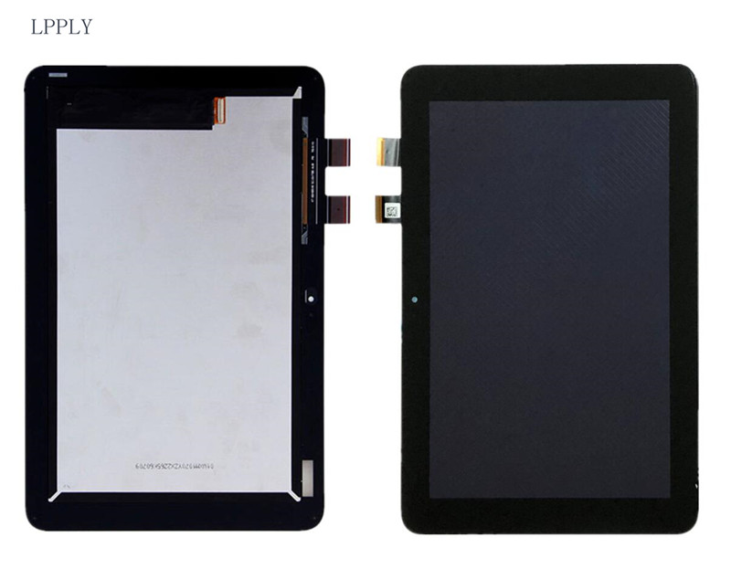 LPPLY 10.1 INCH For ASUS Transformer Book T101H T101HA Replacement LCD Display Touch Screen Assembly FREE SHPPING