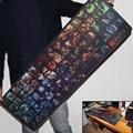 2017 Новый Простой Дизайн Скорость DOTA 2 Игры Коврики Для Мыши Компьютер Игровой Коврик Для Мыши Геймер Игры Коврики Версия Коврик Для Мыши
