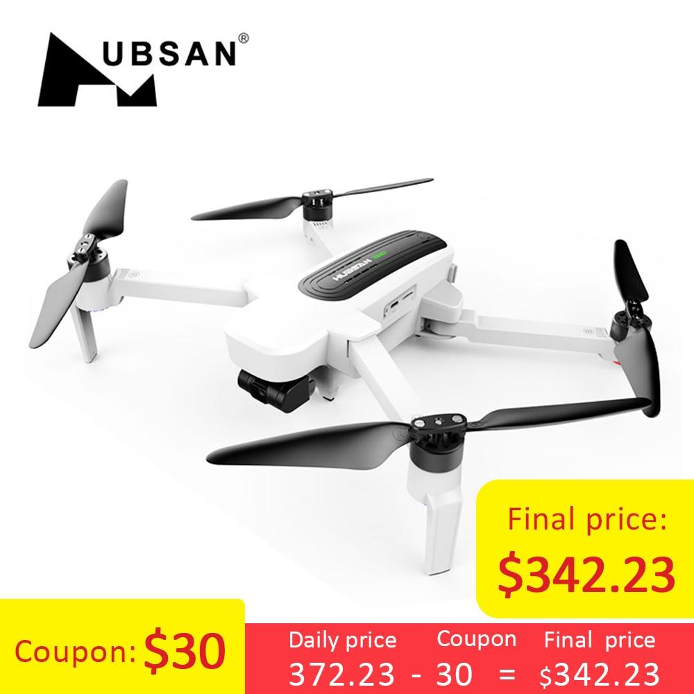 Hubsan H117S Zino GPS 5,8G 1 KM plegable brazo FPV con UHD 4 K cámara de 3 ejes cardán RC Drone Quadcopter RTF de alta velocidad