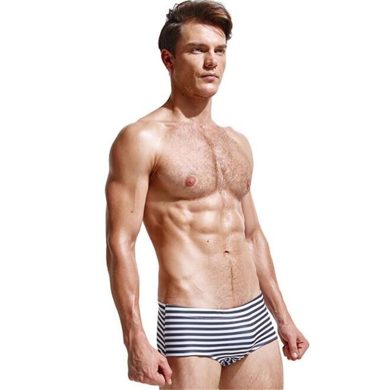 Topdudes.com - Men's High Quality Sexy Fashion Low Waist Beach Shorts
