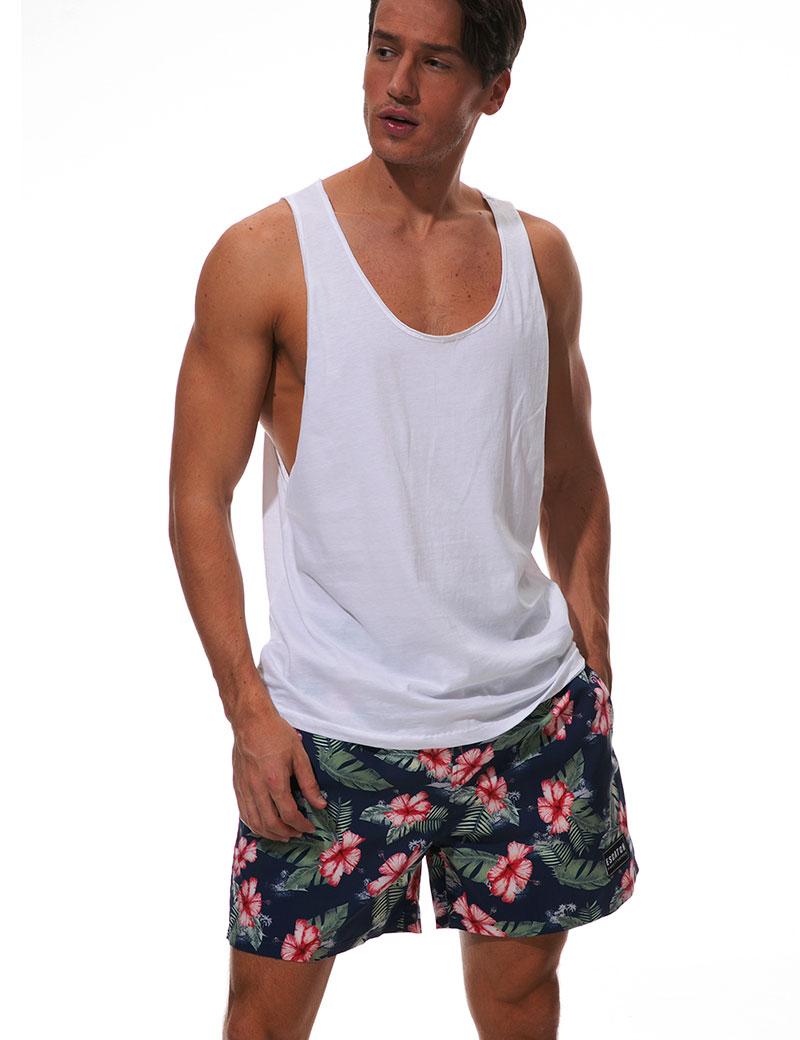 Topdudes.com - Men's Quick Dry Swimwear Surfing Beachwear Boardshorts