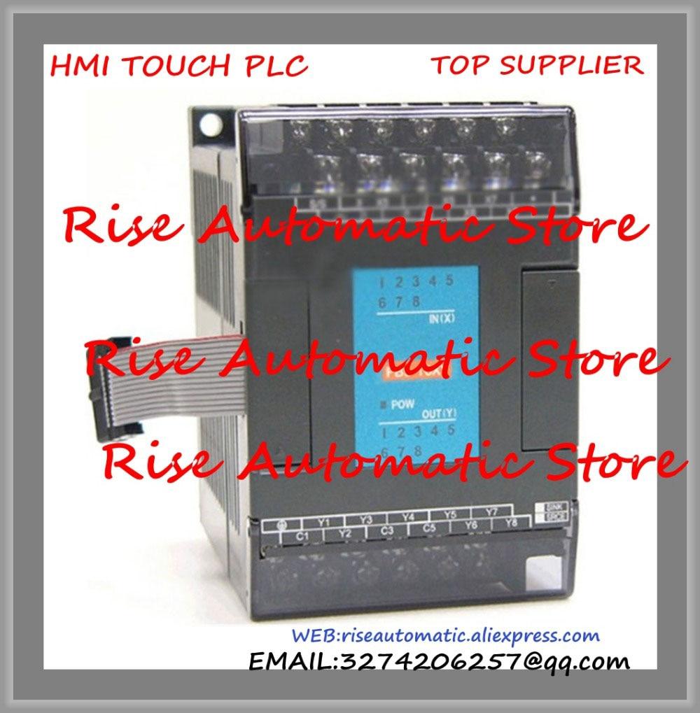 Brand New Original FBs-16XYT PLC 24VDC 8 DI 8 DO transistor Module brand new original fbs 2tc plc 24vdc 2 thermocouple input module module
