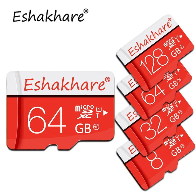 High Speed Class 10 Micro SD Card 32GB TF Crad 8GB Memory Card 16GB 64GB microsd 128GB f ...