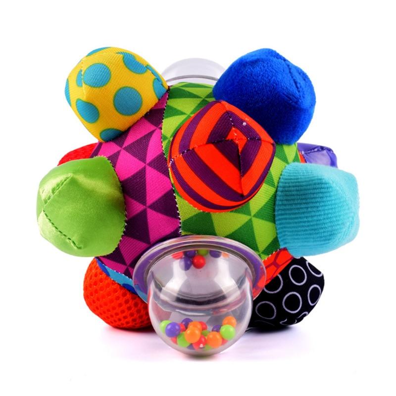 Bébé jouets jouets sensoriels vêtements balle bébé Shaker mains pieds formation balle secouant hochet 0-2 ans bébé nouveau-né Tiys éducation jouets