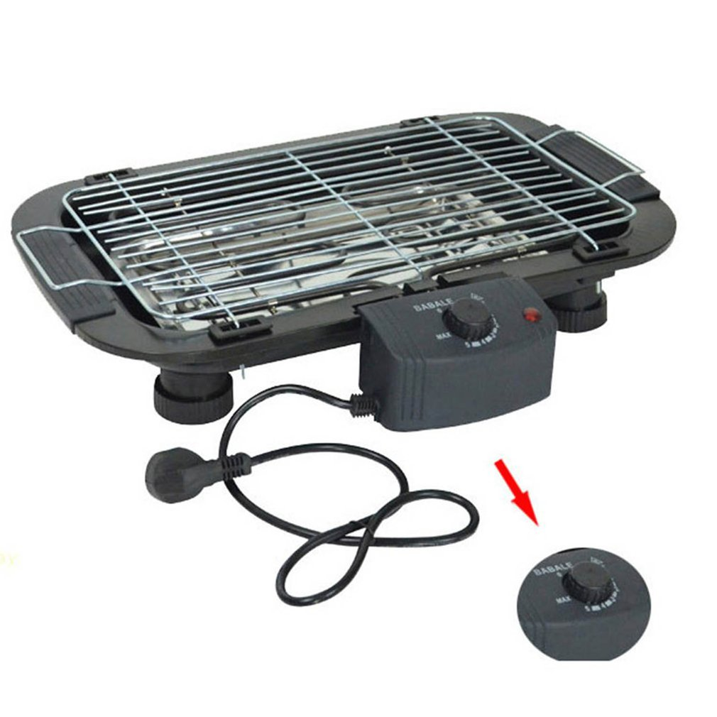 Non-stick Grill Pan Frying Plate Barbecue BBQ Party Camping Picnic Cookware
