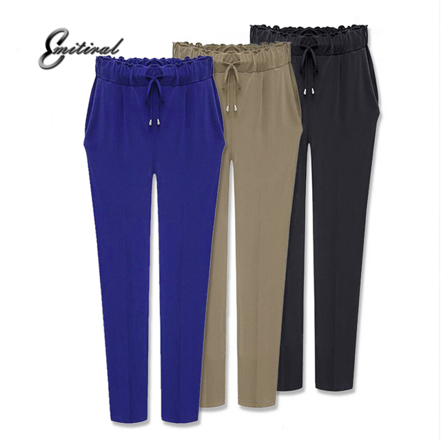 Casual Loose Harem Trousers