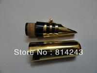 Clarinet Mouthpiece Metal Surface Plating Gold Clarinet Mouthpiece Musical Instrument Accessories Size 6