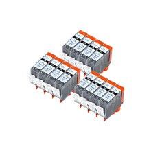 Совместимый PGI 525 BK Черный чернильный картридж для принтера CANON принтерам PIXMA IP4850 IP4950 IX6550 MG5150 MG5250 MG5350 MG6150 принтеры