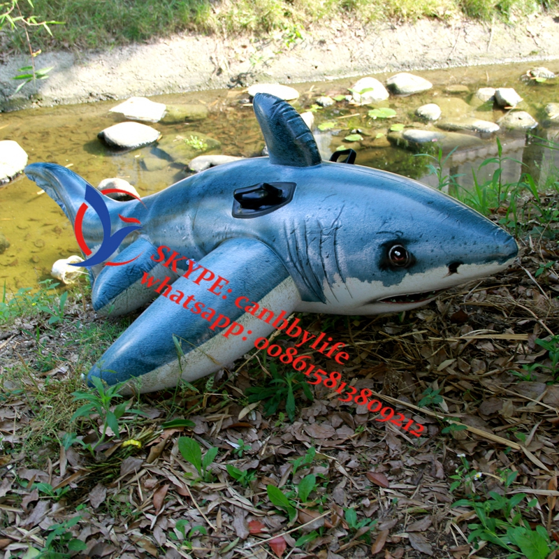 Shark Toys For Adults : Online buy wholesale intex inflatable toys from china
