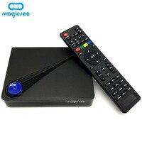 Magicsee C300 Pro Amlogic S912 Octa Core TV Box 2+16GB DVB S2 DVB T2 DVB C Android 4K Smart TV Box 2.4G WiFi Smart Media Player