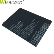 Wisecoco Treasure Collection Impress Tor 2500mAh Battery For Vertex Impress Tor Phone Battery Replacement + Tracking Number(China)