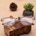 2017 Novos óculos da marca armações de óculos de metal perna das mulheres óculos Óculos de Prescrição para miopia óculos transparentes 51085