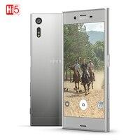 Открыл sony Xperia XZ F8331/F8332 мобильного телефона 8-ядерный Snapdragon 820 4G LTE 23MP 32 Гб Встроенная память 3 GB Оперативная память 2900 mAh смартфон