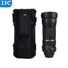 Saco portátil do malote da lente da câmera de jjc slr náilon para o sp 150 600mm sigma 150 600mm 150 500mm j bl xtreme para a câmera