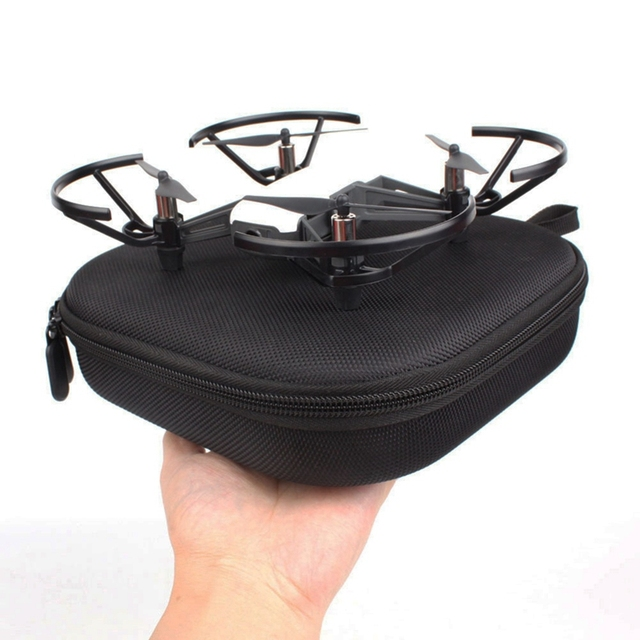 ABHU-Portable Handheld Eva Storage Bag Waterproof for Dji Tello Handbag Carrying Case Protective Box 4