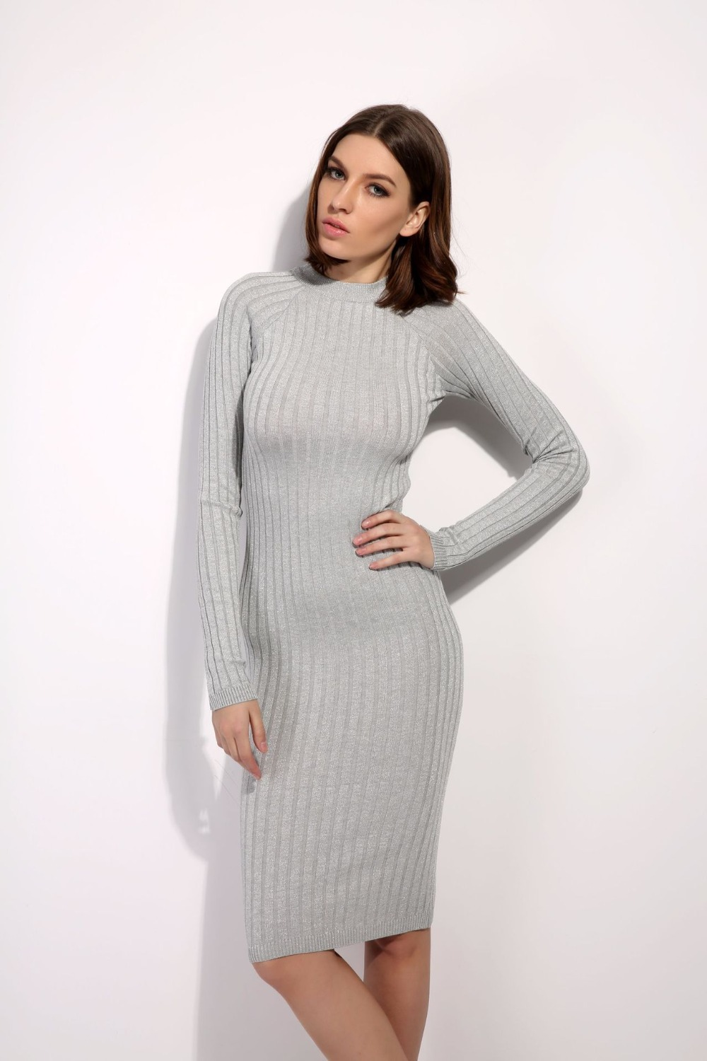 Knitted Dress (10)