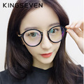 Kingseven Hombres Mujeres Marcos de Las Lentes Eyewear de Los Deportes Llanura Gafas de Montura de gafas de Marca Óptica Gafas Con el paquete Original